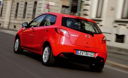 Mazda 2 Confirmed for U.S. Sale