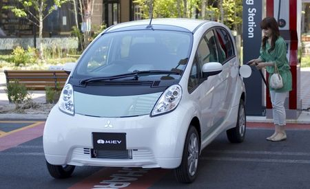 Mitsubishi and PSA Announce Electric Vehicle Based on i MiEV