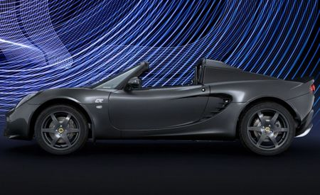 Lotus Elise Club Racer to Show Itself in Frankfurt