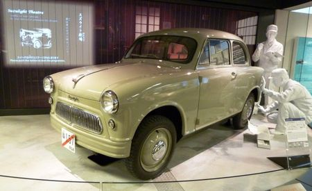 2009 Tokyo Auto Show: A Visit to Suzuki-land