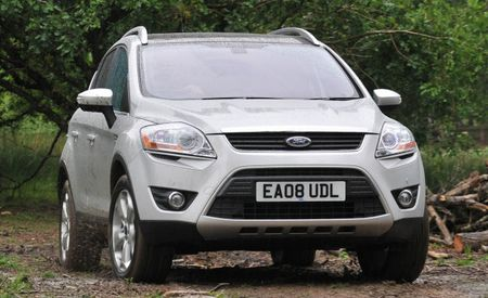 Ford Kuga to be Made in America; Could it Replace Escape?