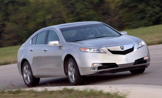 10Best Test Notes: 2010 Acura TL SH-AWD Six-Speed Manual