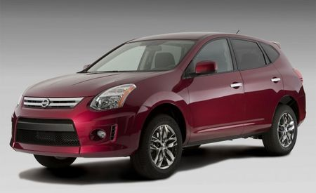 Nissan Announces Krom Package for 2010 Rogue