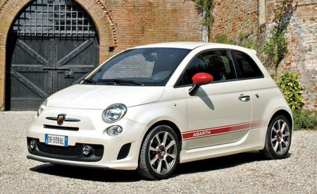 Fiat USA Tweets That U.S.-Spec 2013 500 Abarth Will Debut at L.A. Auto Show