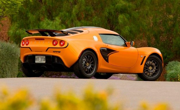 10Best Test Notes: 2010 Lotus Exige S 260 Sport