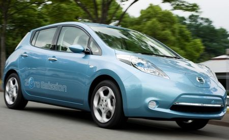 2012 Nissan Leaf Includes Additional Equipment, Costs More Money, and Has Expanded Availability