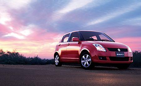 Will the Next Suzuki Swift Come to the U.S.?