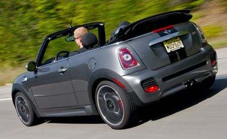 2009 Mini John Cooper Works Convertible – Long-Term Road Test Intro