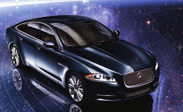 2010 Jaguar XJL Supercharged Neiman Marcus Edition Coming for Annual Gift-Giving Season