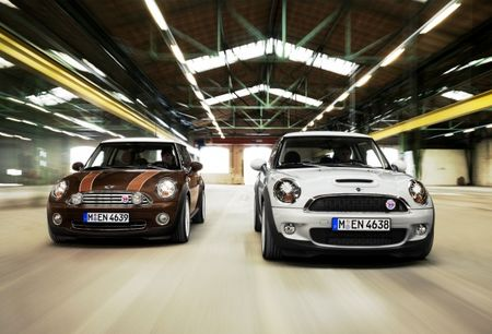 2010 Mini Cooper Camden and Mayfair Debut, New Concept Generates Music to Match Driving Style
