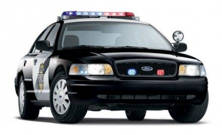 Ford Developing New Police Interceptor for 2011