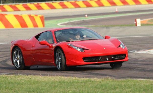 Ferrari 458 spec