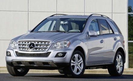 2010 Mercedes-Benz ML450 Hybrid Arrives in Dealerships Nov. 16, Available For Lease Only