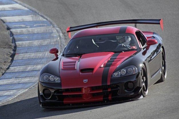2010 Dodge Viper SRT10 ACR Gets Tweaks, Next-Gen Snake Could See Big Changes