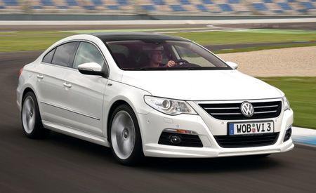 Volkswagen Announces R-Line Package for CC