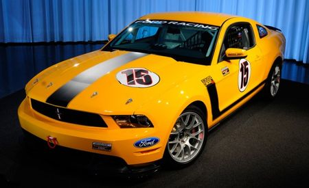 Ford Announces Mustang Boss 302R