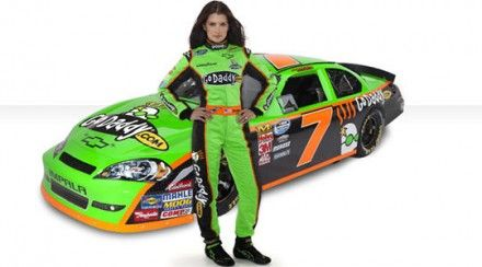 Danica and NASCAR: Bent Sheetmetal Predicted
