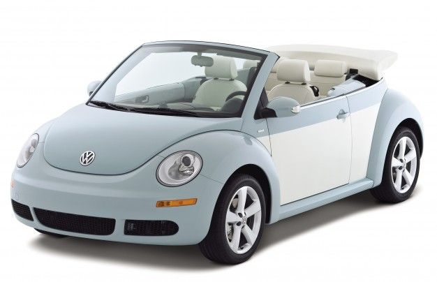 "All-New Volkswagen ""New Beetle"" to Debut in 2011"