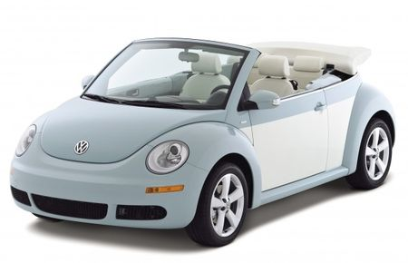 "All-New Volkswagen ""New Beetle"" to Debut in 2011"