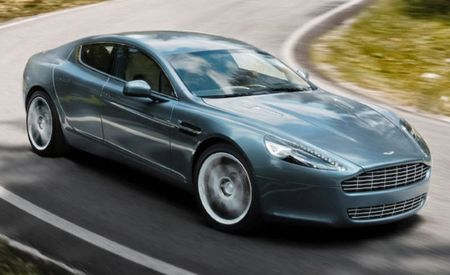 2011 Aston Martin Rapide Priced at $199,950