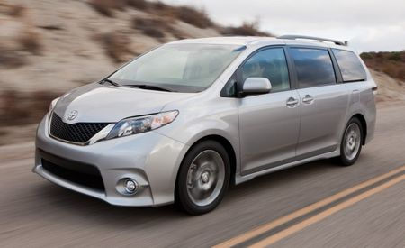 Gone, Baby, Gone: Toyota Drops Four-Cylinder From Sienna Lineup