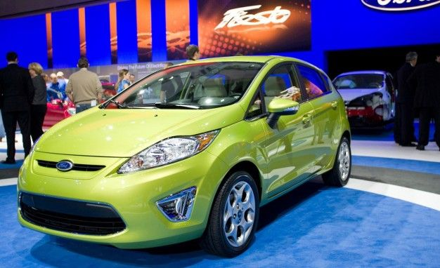 2011 Ford Fiesta Pricing Released