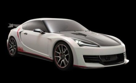 Toyota FT-86 G Sports Concept Hints at Production RWD Coupe