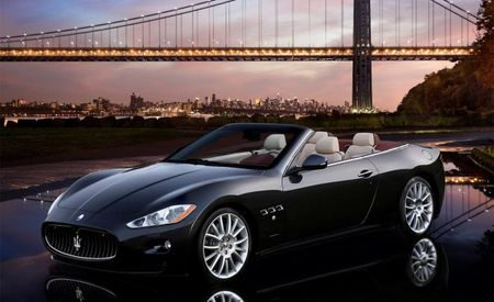 Maserati GranTurismo Convertible Priced at $140,200