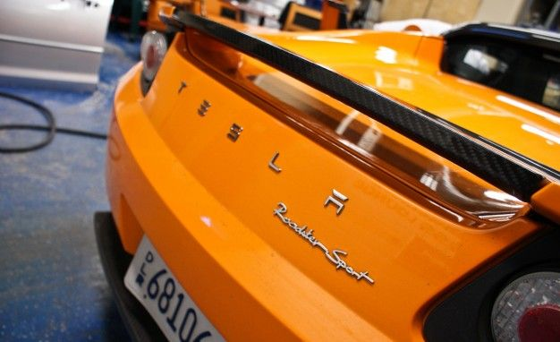 Tesla Roadster Sport: It's Not What You Got, It's What You Give