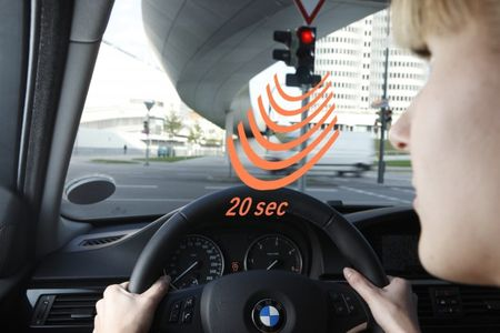 Getting the Green Light: BMW Dives Into Traffic Management