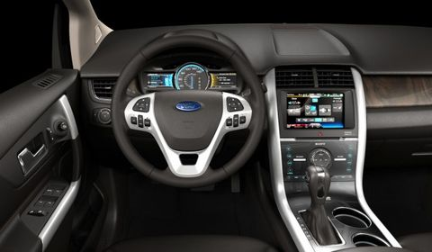 Ford Dropping Microsoft-Based Infotainment, Will Adopt BlackBerry Unit for Next-Gen Sync System