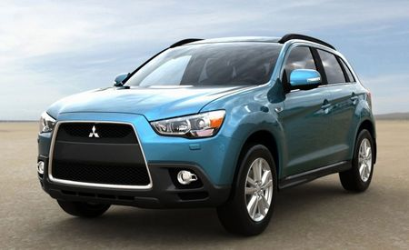 Mitsubishi RVR Gets New Name for European Debut, Still Not Called Outlander Sport