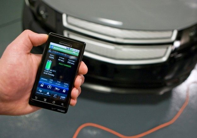 GM Announces OnStar Mobile for the Chevrolet Volt