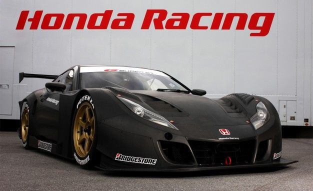 Honda NSX Lives On as HSV-010 GT Racer