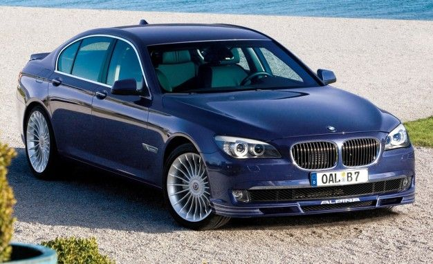 2011 BMW Alpina B7 Pricing Announced