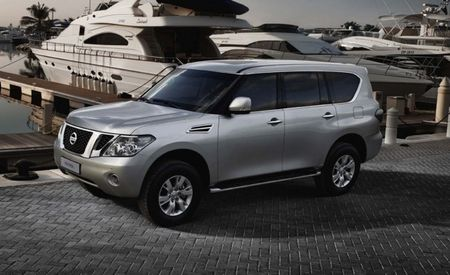 Nissan Patrol Unveiled, Gives Glimpse of Next Infiniti QX