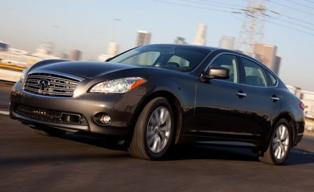 2011 Infiniti M37 / M56 – First Drive Review