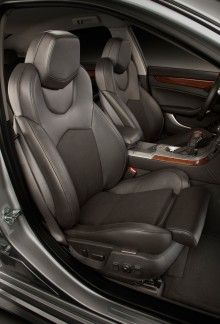 Cadillac Makes Recaro Seats Available on Non-<i>V</i> CTS Sedans