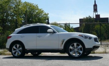 Infiniti FX50S: Worth Almost Every Penny [Long-Term Logbook]