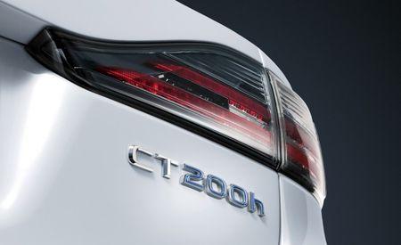 2011 Lexus CT200h Teased Ahead of Geneva Show – Auto Shows