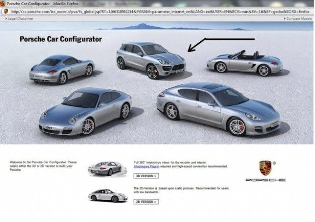 2011 Porsche Cayenne: Leaked or P'Shopped?