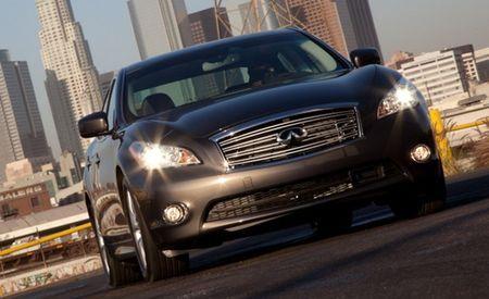 2011 Infiniti M37 and M56 Sedans Get Priced