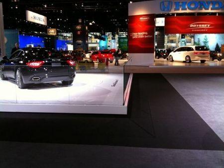 Taillight Doppelgängers: Maserati GranTurismo and the Honda Odyssey Concept