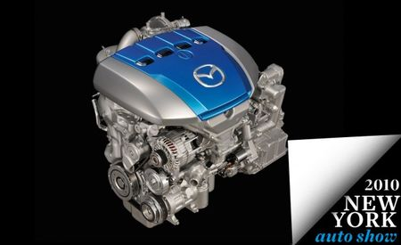 Mazda to Bring Fuel-Efficient Diesel Engines to the U.S. by 2012