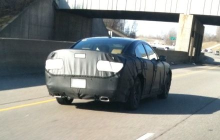 Caught on the Freeway: 2011 Dodge Charger