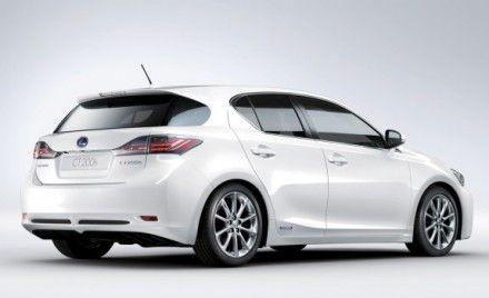 Lexus CT200h Coming to U.S., Platform May Spawn Other Lexus Models
