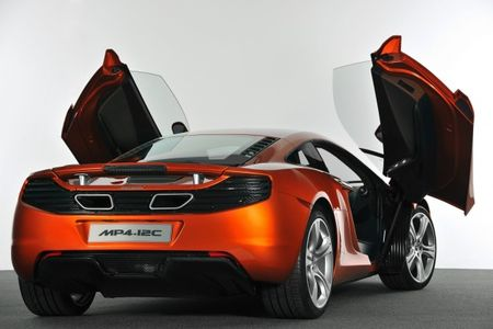 McLaren Gives MP4-12C Acceleration Estimates: It's Going to Be Fast