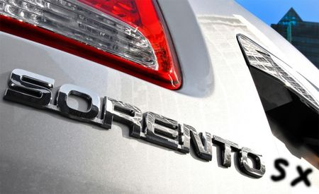 2011 Kia Sorento to Get Sportier SX Trim Level