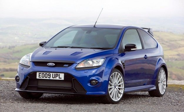 Ford Teases High-Performance Focus RS500
