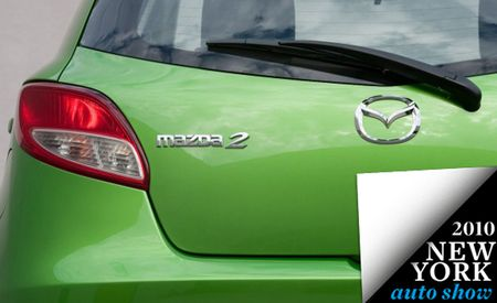 2011 Mazda 2 Priced From $14,730